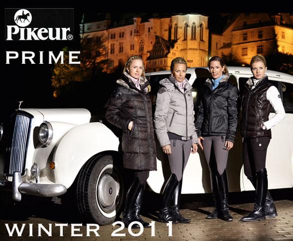 Pikeur Katalog Premium Collection Reitmode 2011 - hier klicken