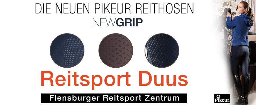 PIKEUR Grip-Reithosen
